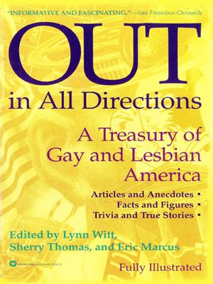 cover image of Out in All Directions