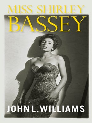 cover image of Miss Shirley Bassey
