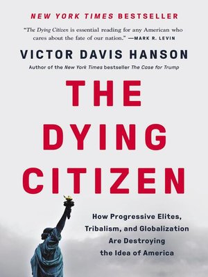 cover image of The Dying Citizen