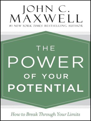 cover image of The Power of Your Potential