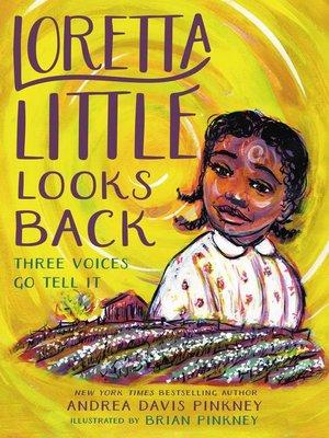 cover image of Loretta Little Looks Back