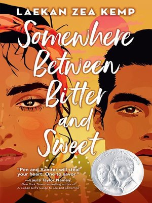 cover image of Somewhere Between Bitter and Sweet