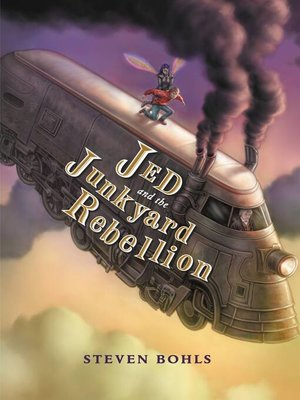 cover image of Jed and the Junkyard Rebellion