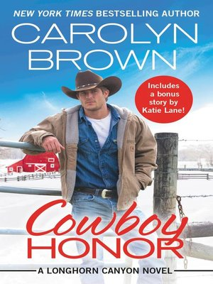 cover image of Cowboy Honor
