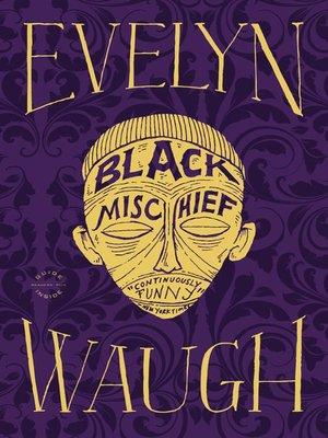 cover image of Black Mischief