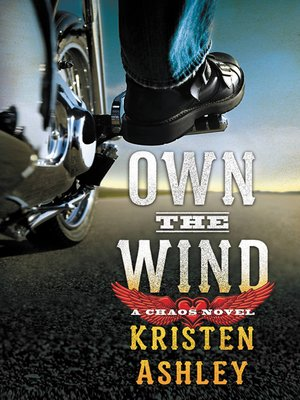 cover image of Own the Wind
