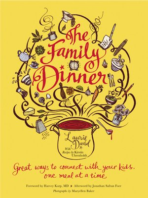 cover image of The Family Dinner