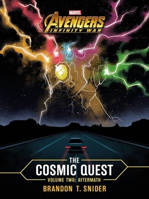 cover image of The Cosmic Quest, Volume Two