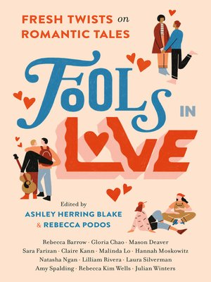 cover image of Fools In Love