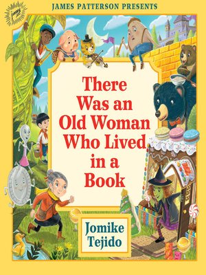 cover image of There Was an Old Woman Who Lived in a Book