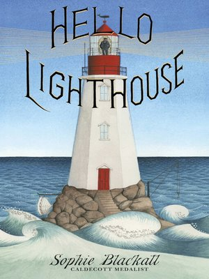 cover image of Hello Lighthouse