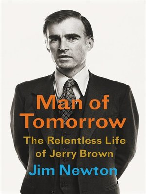 cover image of Man of Tomorrow