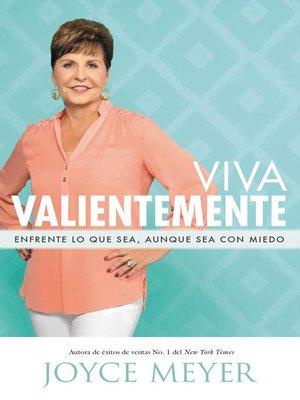 cover image of Viva Valientemente