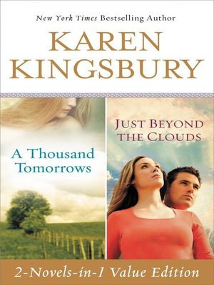 cover image of A Thousand Tomorrows & Just Beyond The Clouds Omnibus