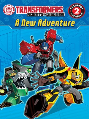 cover image of Transformers Robots in Disguise--A New Adventure