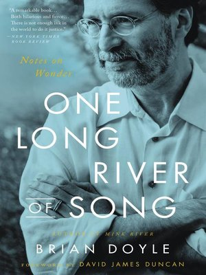 cover image of One Long River of Song