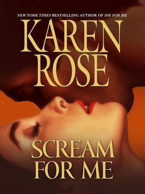 cover image of Scream for Me
