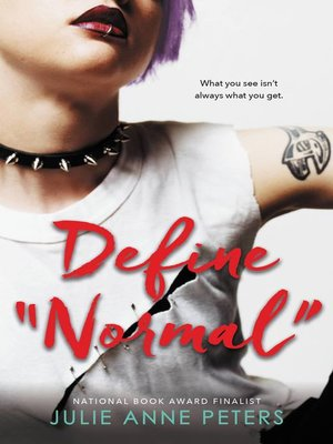 """cover image of Define """"Normal"""""""