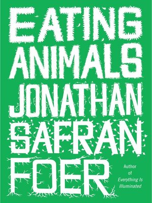 cover image of Eating Animals
