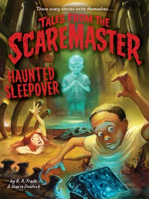 cover image of Haunted Sleepover