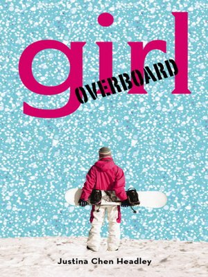cover image of Girl Overboard