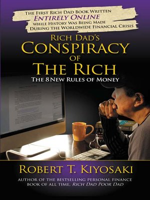 cover image of Rich Dad's Conspiracy of the Rich