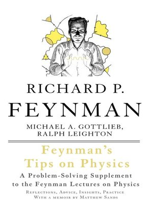 cover image of Feynman's Tips on Physics