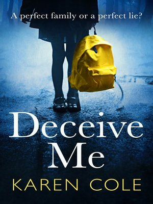 cover image of Deceive Me
