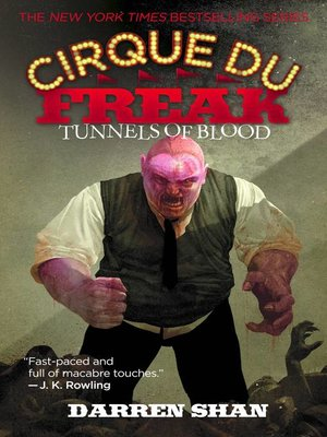 cover image of Tunnels of Blood