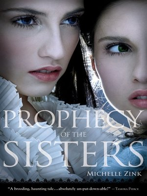 cover image of Prophecy of the Sisters