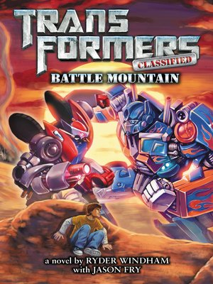 cover image of Battle Mountain