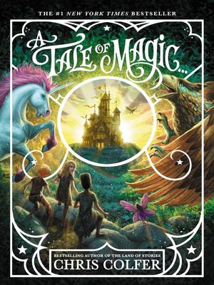 cover image of A Tale of Magic...