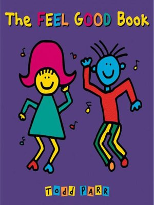 cover image of The Feel Good Book