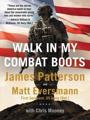 cover image of Walk in My Combat Boots