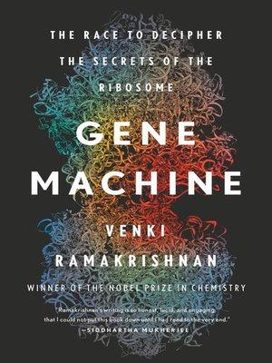 cover image of Gene Machine