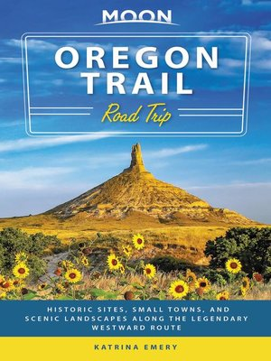 cover image of Moon Oregon Trail Road Trip