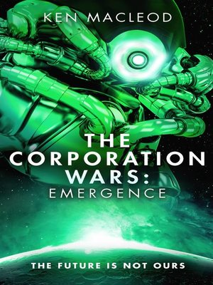cover image of The Corporation Wars: Emergence
