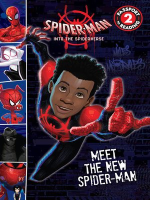 cover image of Spider-Man: Into the Spider-Verse Leveled Reader