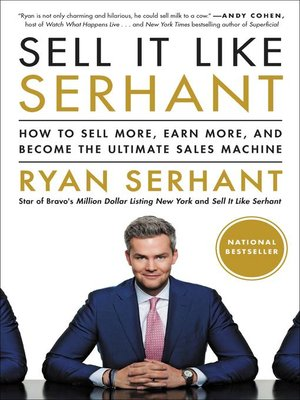 cover image of Sell It Like Serhant
