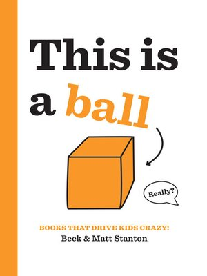 cover image of This Is a Ball