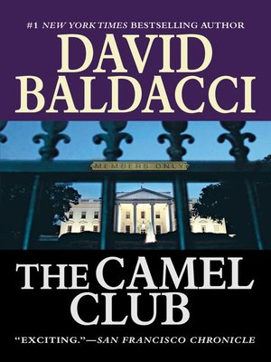 cover image of The Camel Club