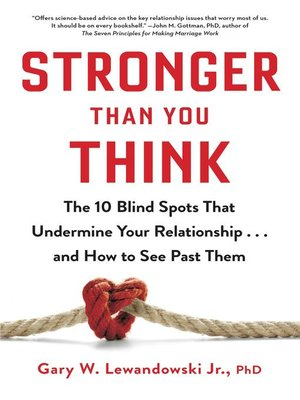 cover image of Stronger Than You Think