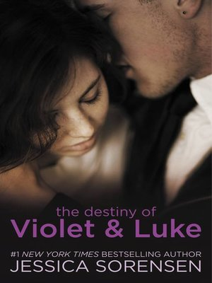 cover image of The Destiny of Violet & Luke