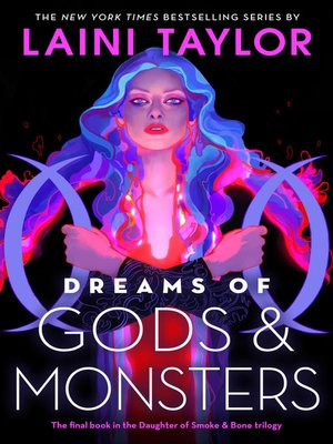 cover image of Dreams of Gods & Monsters