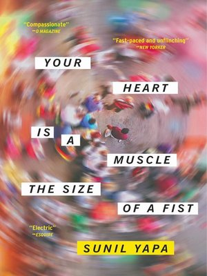 cover image of Your Heart Is a Muscle the Size of a Fist