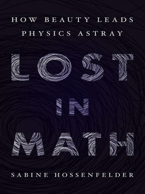cover image of Lost in Math