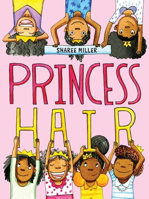 cover image of Princess Hair