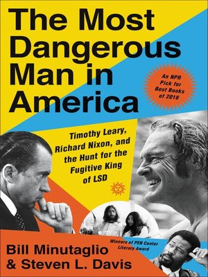 cover image of The Most Dangerous Man in America