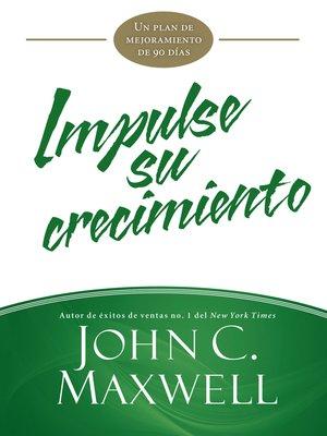 cover image of Impulse su crecimiento