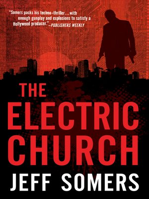 cover image of The Electric Church